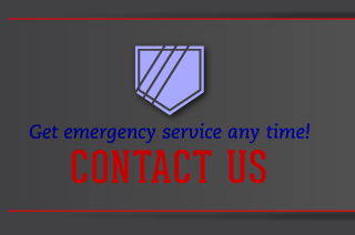 Get emergency service any time! - Contact Us
